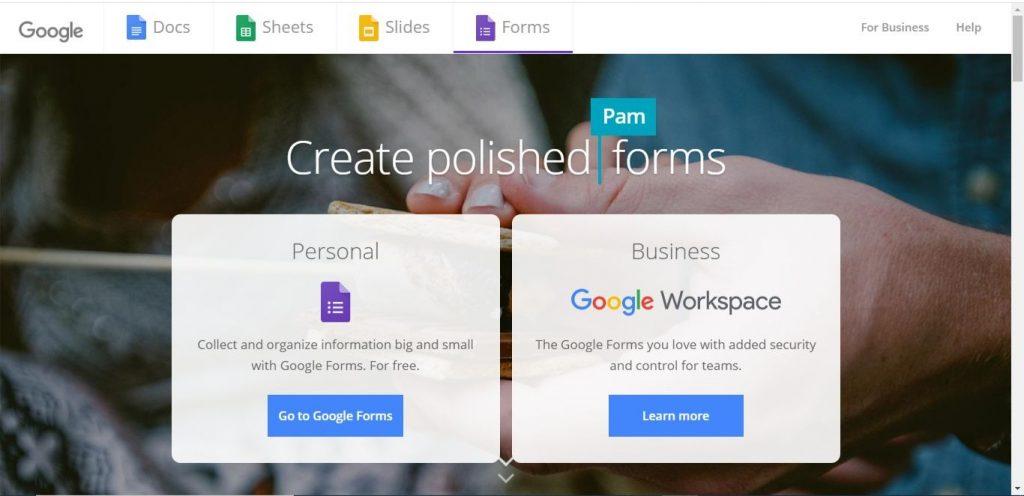 SurveyMonkey Vs Google Forms