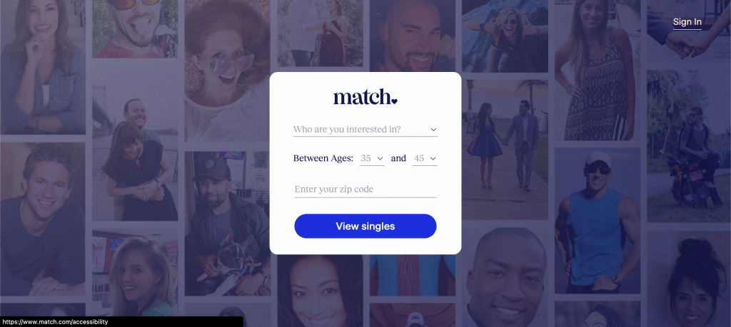 online dating sites and apps match